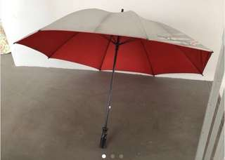 Outdoor UV big Umbrella