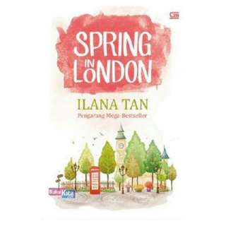 E-BOOK Spring in London by Ilana Tan