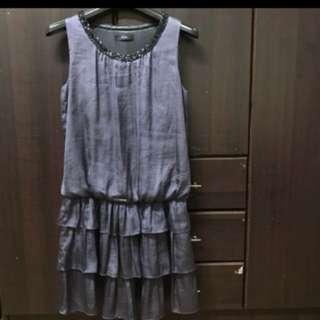Iora Violet Dress Large