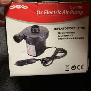 Dc Electric Pump inflator deflator