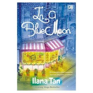 E-BOOK In a Blue Moon by Ilana Tan
