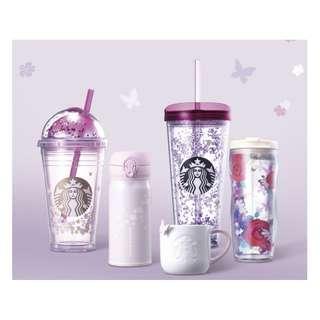 Starbucks Korea 2018 Spring Collection