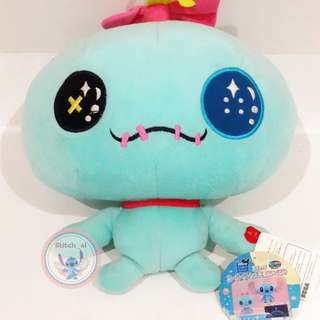 Boneka Stitch & Scrump