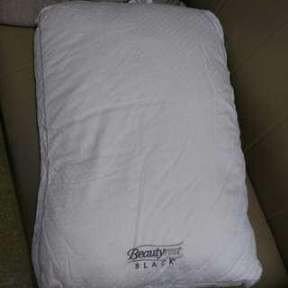 全新美國蓆夢思甜夢Beautyrest black 枕頭1個