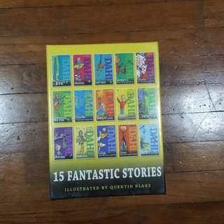 Roald Dahl Collection - 15 Books(Collection)