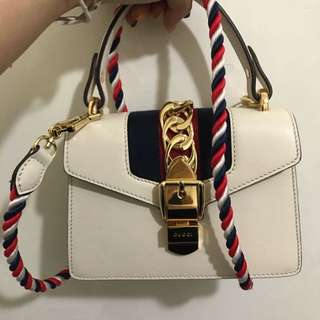 Gucci Sylvie Mini shoulder bag