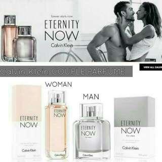 Eternity man & woman