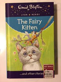 Enid blyton: the fairy kitten