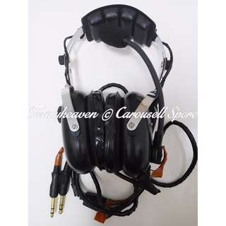 Aviation Headset (Pilot)