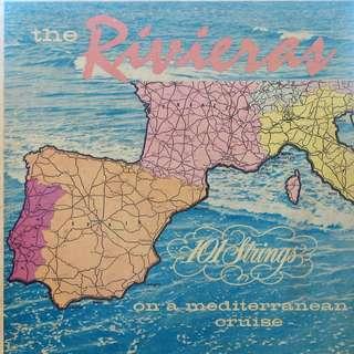 Rivieras, Vinyl LP, used, 12-inch original USA pressing