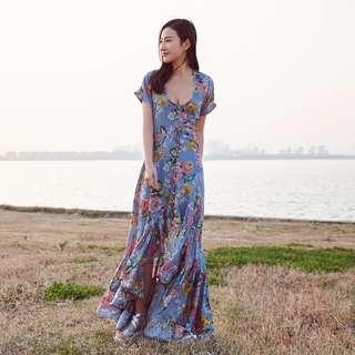 PO: April Summertime Maxi Dress