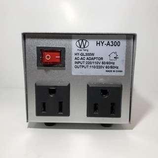 220V 轉 110V 300W  變壓器