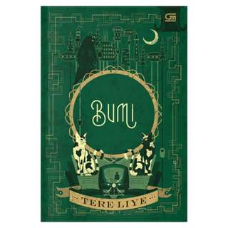 E-BOOK Bumi by Tere Liye