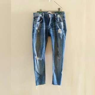 Jeans ZARA ripped