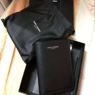 Saint Laurent short wallet