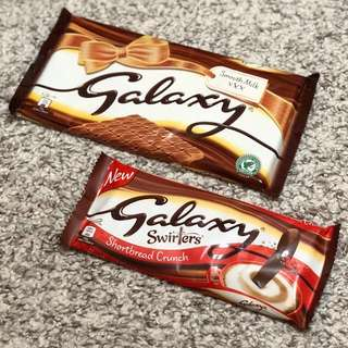 Galaxy Chocolate (U.K)