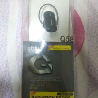 Gblue Bluetooth headset