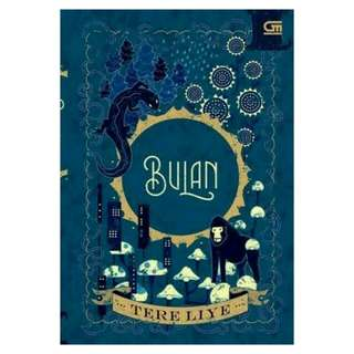 E-BOOK Bulan by Tere Liye