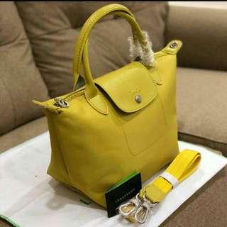 Longchamp Neo Yellow Small original store