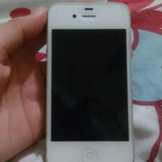Iphone 4s white