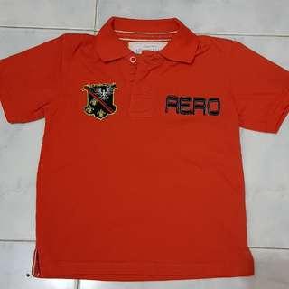 Tshirt anak laki size 8 brand aeropostale