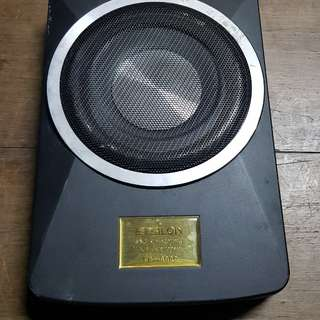 Epsilon 8inch Active Subwoofer