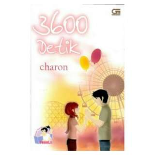 E-BOOK 3600 Detik by Charon