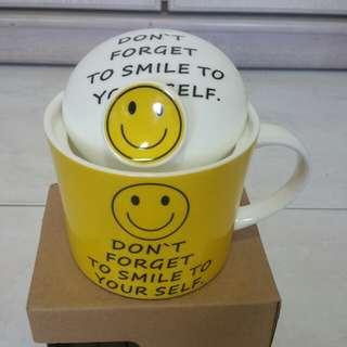 FREE! Ceramic Cup