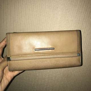 Nude Charles & Keith Wallet