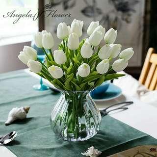 Artificial Tulip Flowers 31pcs/lot