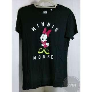 UNIQLO Disney T-shirt (Black)