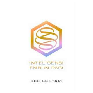 E-BOOK Intelegensi Embun Pagi by Dee Lestari