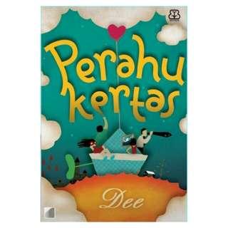 E-BOOK Perahu Kertas by Dee Lestari