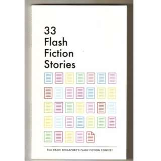 33 Flash Fiction Stories