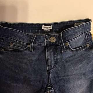 Chevignon jeans. Slim Taper.