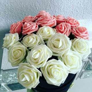 Artificial Roses 10pcs/lot