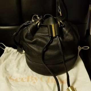 see by chloe chole Vicki Small Bucket Bag