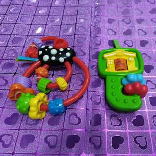 Fisher price & tollyjoy Baby Toys