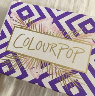 Colourpop lippie