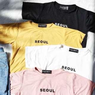Seoul Tops