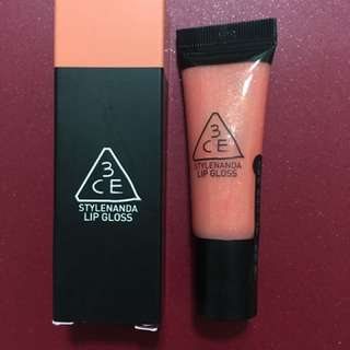 3CE Lip Gloss * Baby Punch
