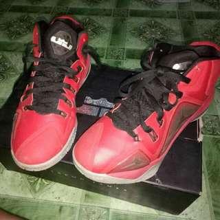 lebron james shoes ambassador VII  size 9.5