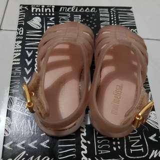 Mini melissa size 5 (size 19/20 EUR)