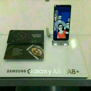 Samsung Galaxy A8+ 2018 kredit proses 3 menit