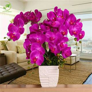Artificial Orchid Flowers per piece