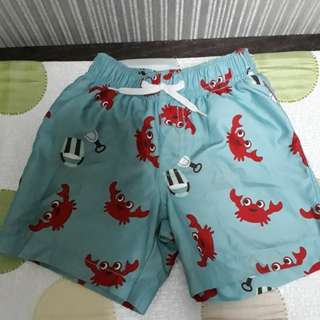 Swimming short mr crab (6m - 18m)