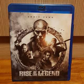 Rise of the legend bluray
