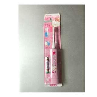 日本Sanrio 電動牙刷 Hello Kitty