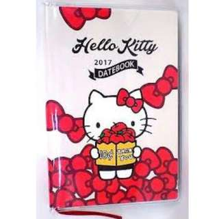 Hello Kitty 2017 Datebook