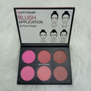 City Color Glow Pro Blush